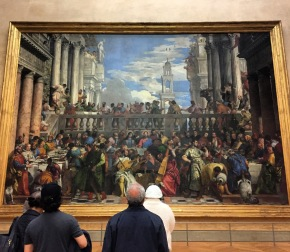 Just an amazing painting in the Louvre (mus find details)