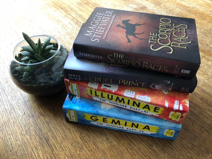 February 'to read' pile