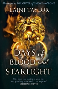 Days of Blood and Starlight