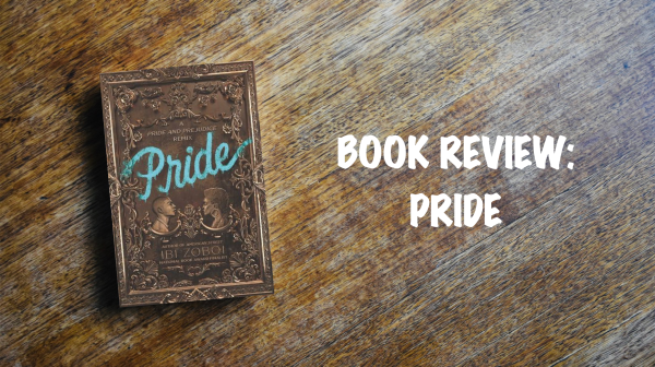 Book Review Banner: Pride