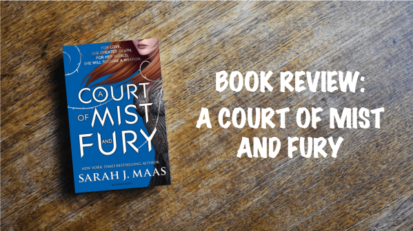 Book review banner: A Court of Mist and Fury