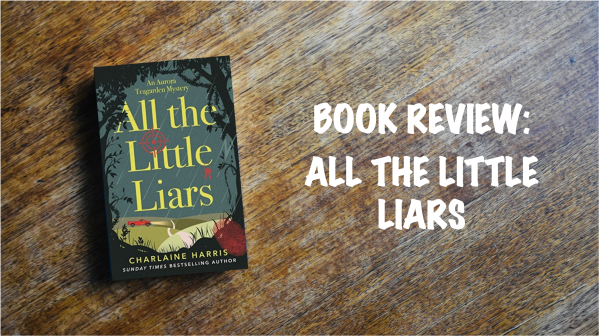 Book Review Banner: All the Little Liars