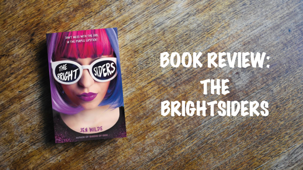 Book Review Banner: The bright siders