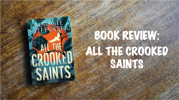 Book review banner: All the Crooked Saints