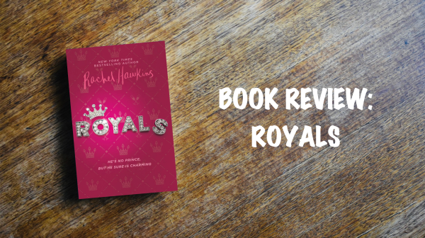 Book review banner: Royals