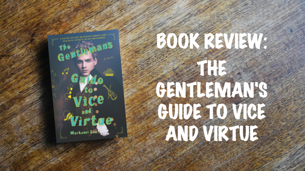 Book review banner: The Gentleman's Guide to Vice and Virtue