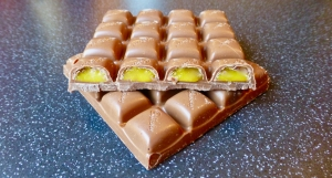 Cadbury Dairy Milk Pineapple Chocolate