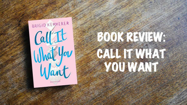 Book review banner: Call It What You Want