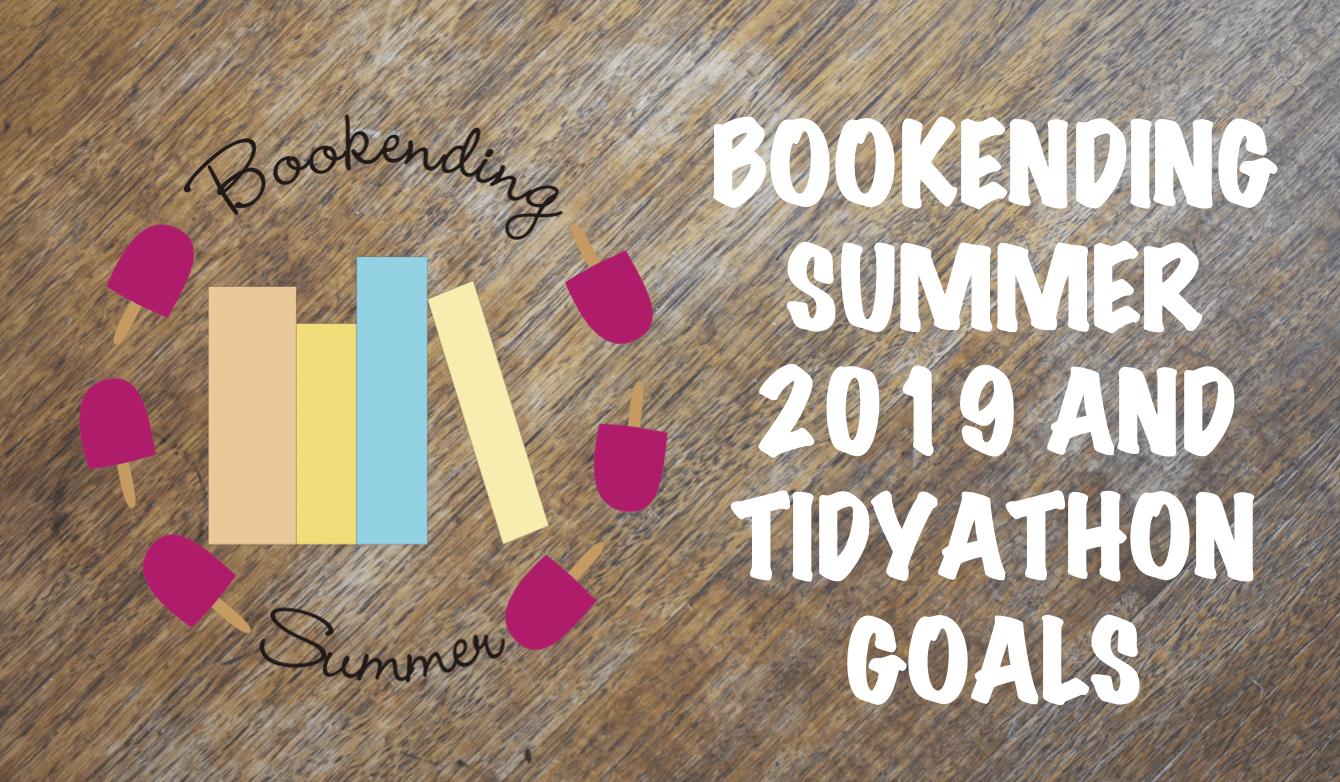 Banner: Bookending Summer 2019 and Tidyathon Goals