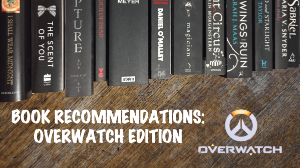 Book recommendations: Overwatch
