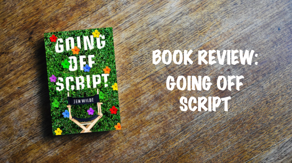 Book Review Banner: Going Off Script