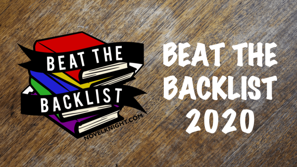 Beat the Backlist 2020 banner