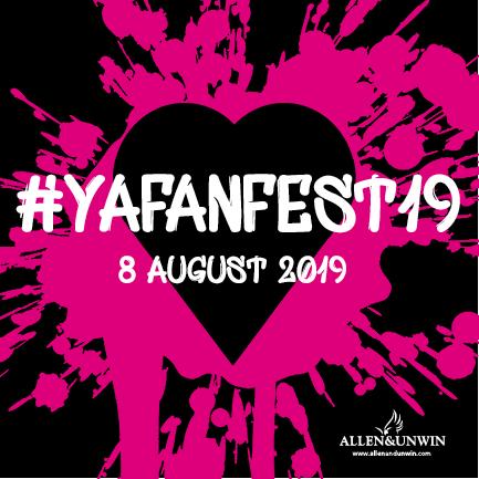 YA Fan Fest 19